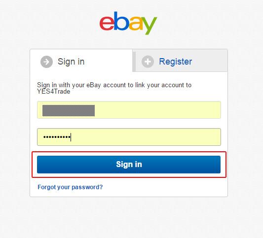Ebay Token verlängern: Token2