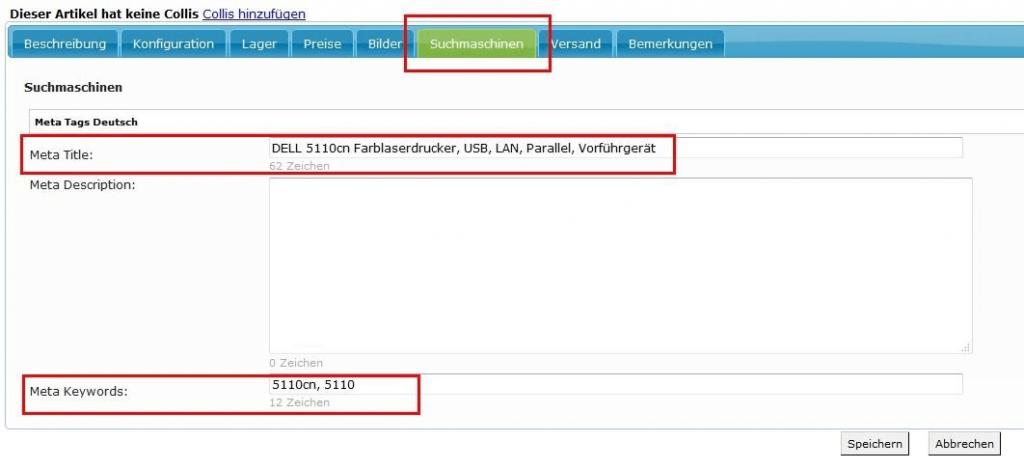 Stammartikel: SEO-Suchmaschinen (YES-System)