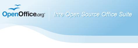 Intraship Export: OpenOffice Symbolbild