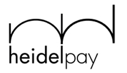 Payment Module Bezahlen im Shop: heidelpay Logo (YES-System)